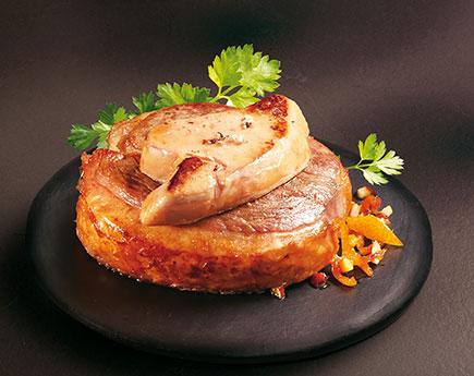 Foie gras de volailles